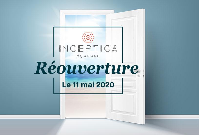 INCEPTICA ouvre le 11 mai