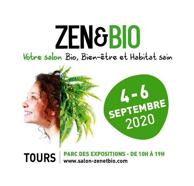 Salon Zen&Bio Tours 2020 (Septembre)
